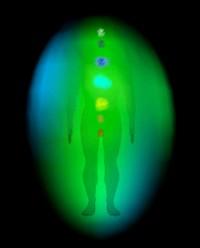 Фото и схемы чакр человека
